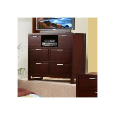 Amaryllis 6 Drawer Media Chest