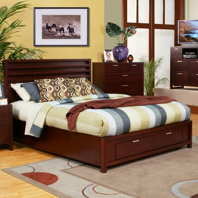 Pulaski Tangerine Platform Bedroom Collection | Wayfair
