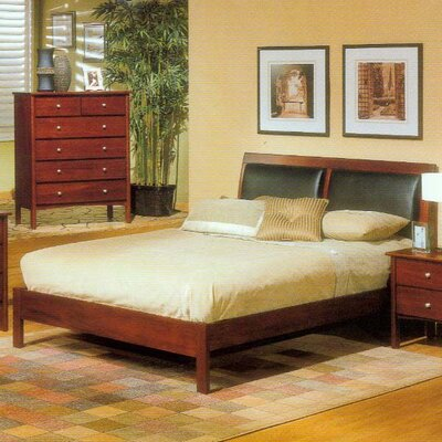 Buy Low Price Alpine Furniture Costa Platform Bedroom Collection Bedroom Set Mart