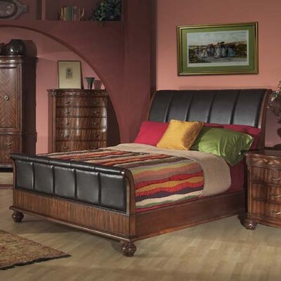 In store financing Lafayette Queen Sleigh Bedroom Coll...