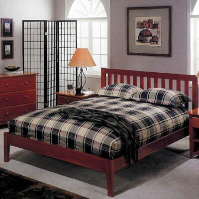 Furniture rental Portola Slat Bedroom Collection...