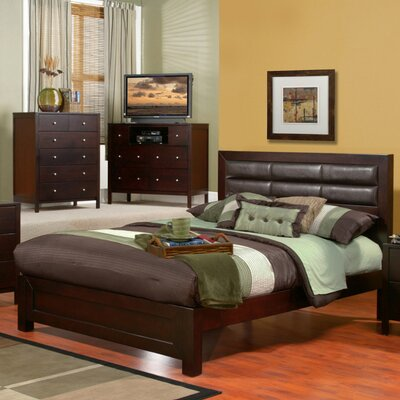 Buy Low Price Alpine Furniture Solana Platform Bedroom Collection Bedroom Set Mart
