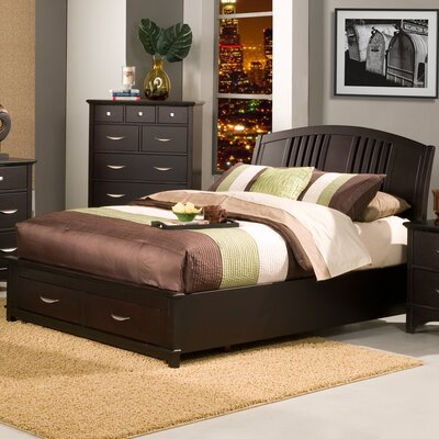 Furniture rental Del Mar Storage Platform Bed Size: ...