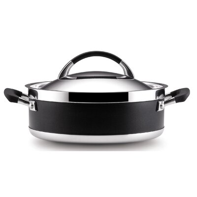 Ultra Clad 4-Qt. Round Dutch Oven