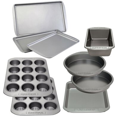 9 Piece Non-Stick Bakeware Ultimate Baking Pan Set 05284