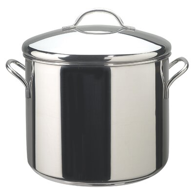 Dana Stainless Steel Stock Pot with Lid 50008