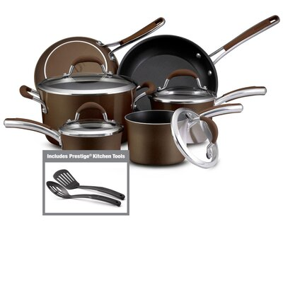 low price Farberware Affiniti 12-Piece Cookware Set ...