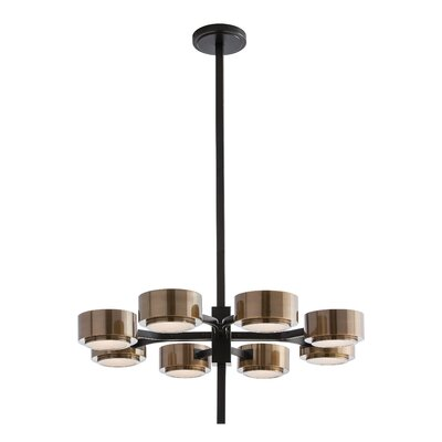 Jalen 8-Light Shaded Chandelier 89974