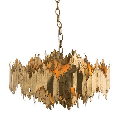 Payne 7-Light Shaded Chandelier