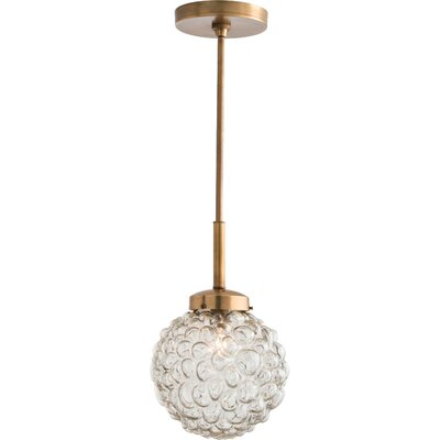 Giuliana 1-Light Globe Pendant