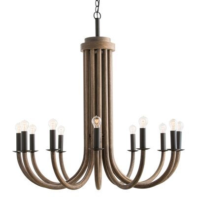 Palermo 12-Light Candle-Style Chandelier