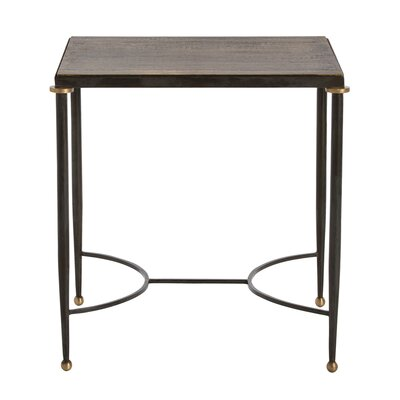 Tippin End Table