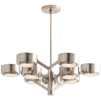 Jalen 9-Light Cluster Pendant