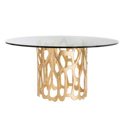 Brampton Dining Table Size: 30 H x 60 W x 60 D