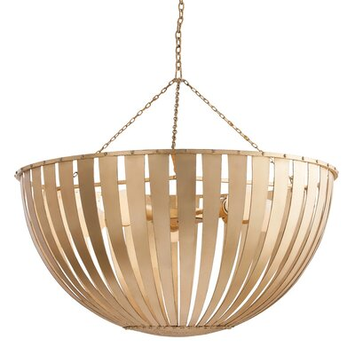 Camden 5-Light Bowl Pendant