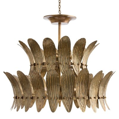 Analise 8-Light Shaded Chandelier