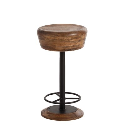 Caymus 24 Swivel Bar Stool