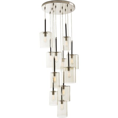 Duchess 12-Light Cluster Pendant