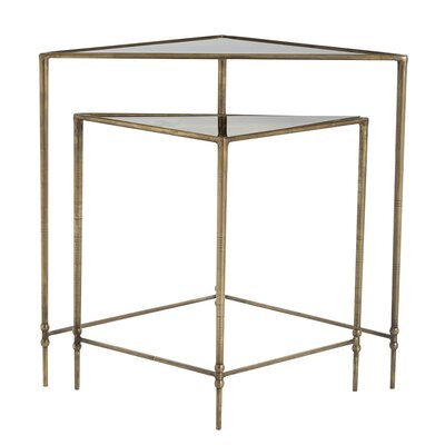 Elias 2 Piece Nesting Tables