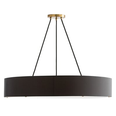 Marsha 6-Light Drum Chandelier