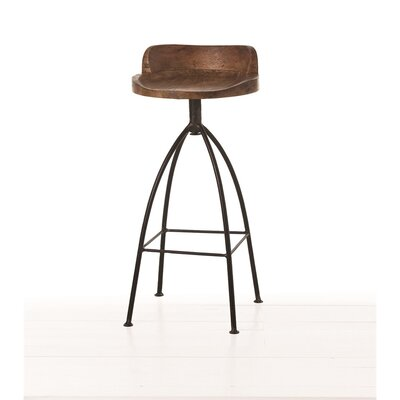 33.5 Swivel Bar Stool