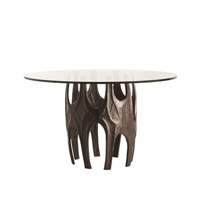 Naomi Dining Table Size: 30 H x 54 W x 54 L