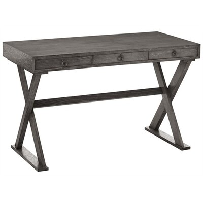 Cain Writing Desk Finish: Gray Product Photo 2577