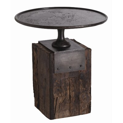 Anvil End Table
