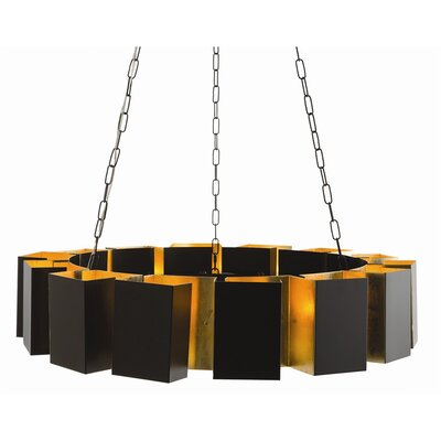 Vaughn 14-Light Drum Pendant