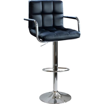 Southampton Adjustable Height Swivel Bar Stool