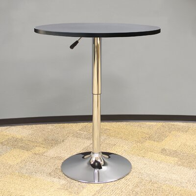 Madeline Adjustable Height Pub Table
