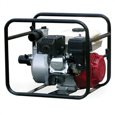 "208 GPM 2"" Trash/Water Pump with 5.5 HP Engine"