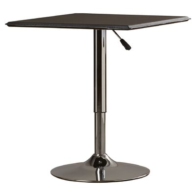 AmeriHome Adjustable Height Dining Table