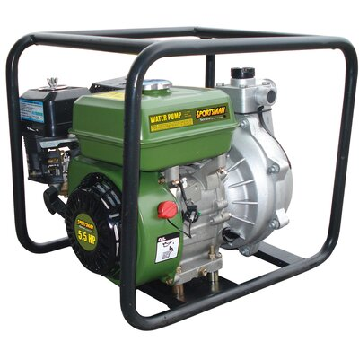 5.5 HP High Pressure Water Pump
