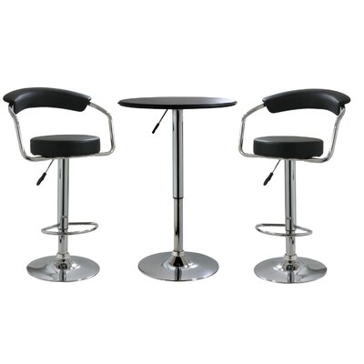Rent to own AmeriHome Steel Bar Stool Set...