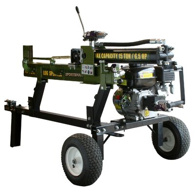 Buffalo Tools Sportsman Series Towable Log Splitter at Sears.com