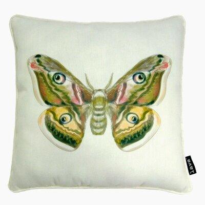 Gris Indoor/Outdoor Throw Pillow