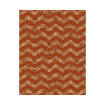 Chevron Indoor/Outdoor Area Rug Rug Size: 37 x 57