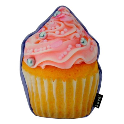 Cupcake Lumbar Pillow