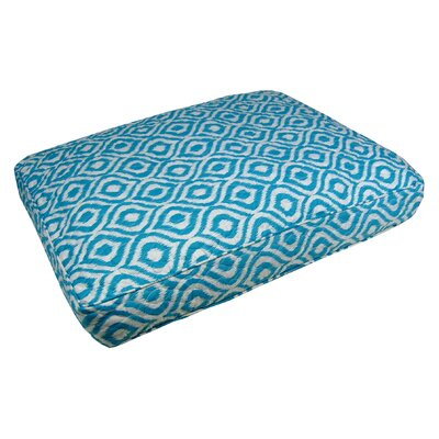 Ikat Ocean Boxed Pet Bed