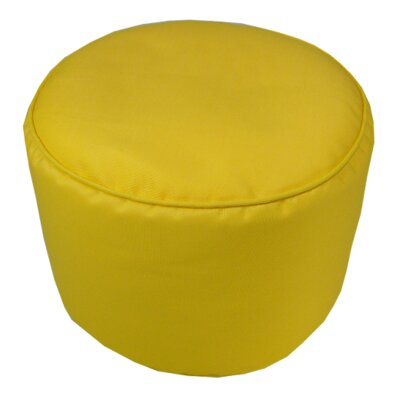 Sunbrella Sunflower Round Pouf Ottoman 53962.735