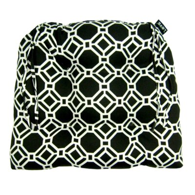 Gate Midnight Indoor/Outdoor Dining Chair Cushion