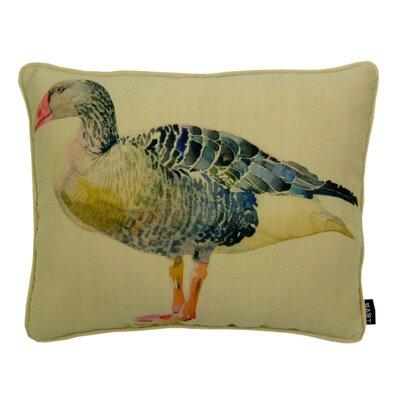 Duck Indoor/Outdoor Lumbar Pillow