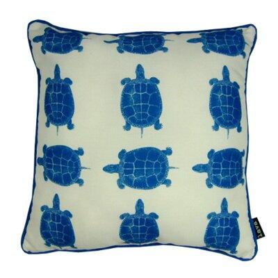 Turtle Time Indoor/Outdoor Throw Pillow