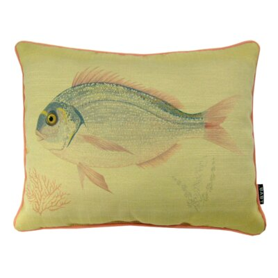 Sea Sunfish Indoor/Outdoor Lumbar Pillow