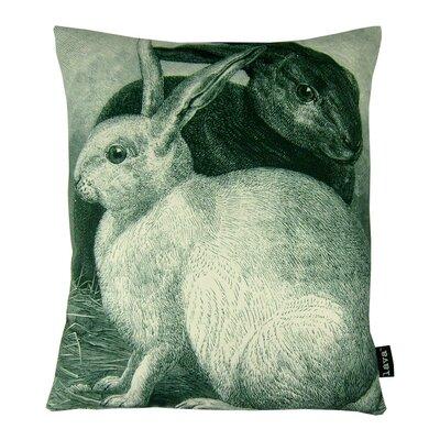 Rabbits Lumbar Pillow