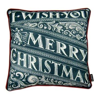 I Wish Indoor/Outdoor Throw Pillow