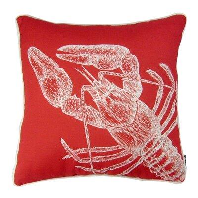 St. Lucia Indoor/Outdoor Throw Pillow