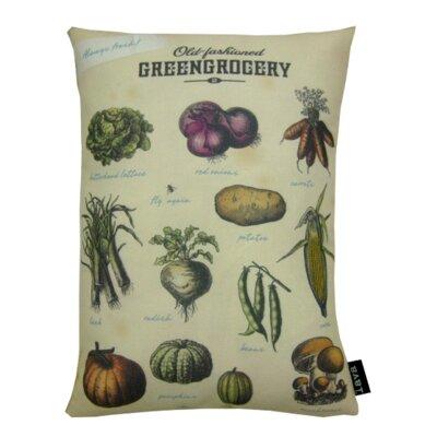 Vegetables Lumbar Pillow