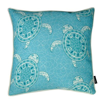Sea Turtles Indoor/Outdoor Throw Pillow